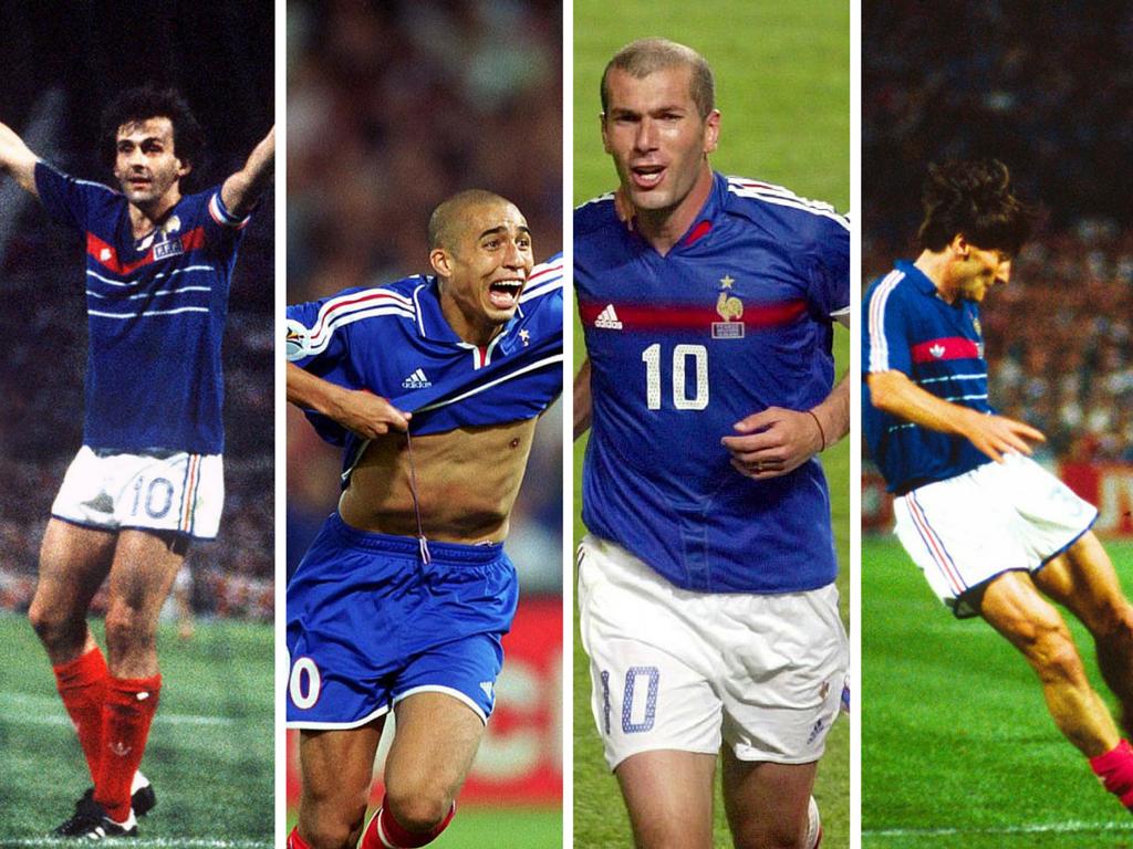 Top 10 : les plus grands moments de l'Equipe de France à l'Euro