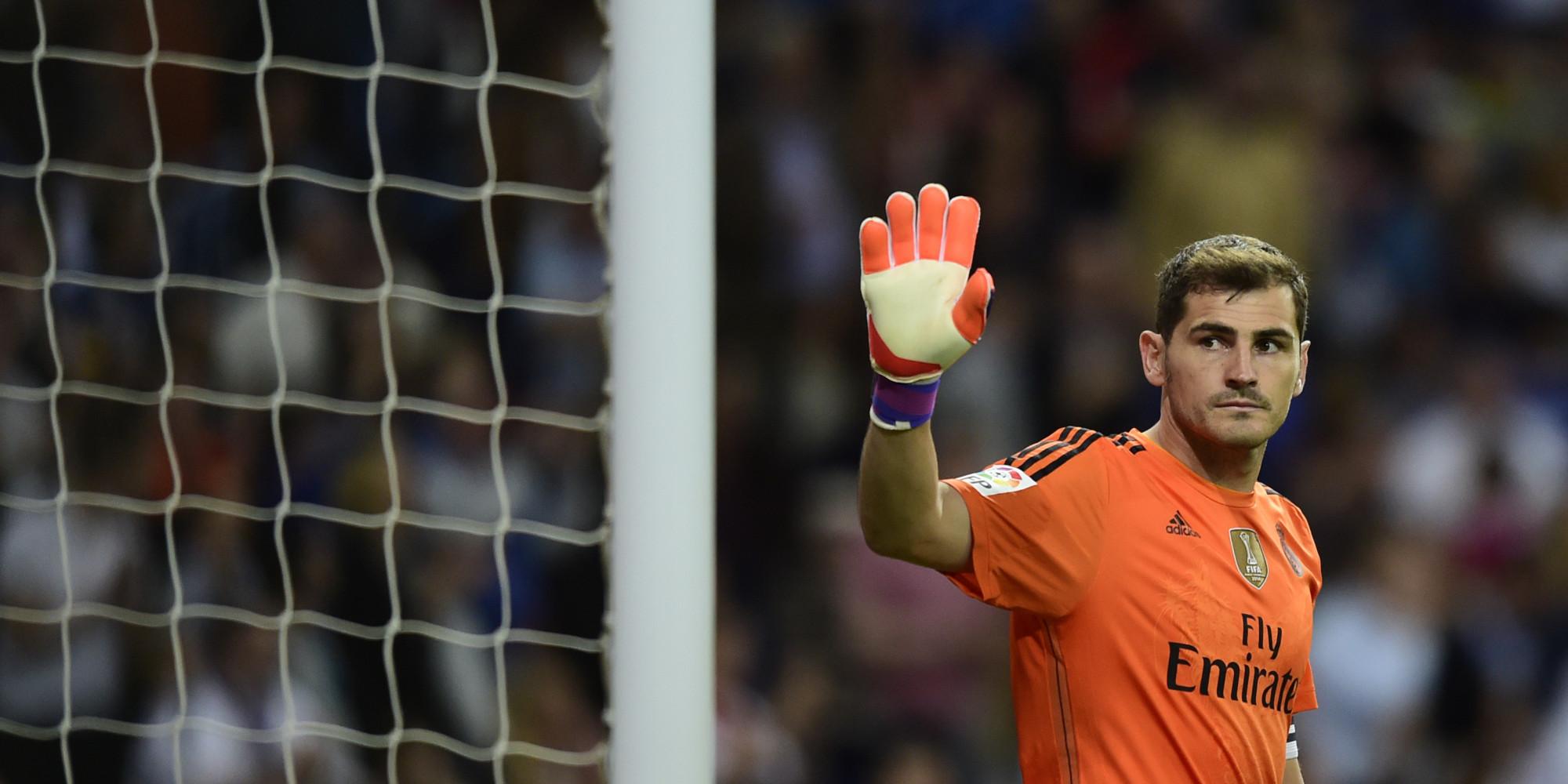 Iker Casillas encore dans la légende