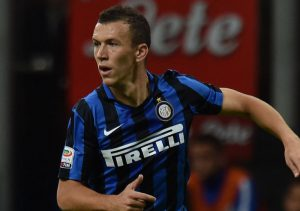 MILAN, ITALY - SEPTEMBER 23:  Ivan Perisic of Internazionale Milano in action during the Serie A match between FC Internazionale Milano and Hellas Verona FC at Stadio Giuseppe Meazza on September 23, 2015 in Milan, Italy.  (Photo by Tullio M. Puglia/Getty Images)