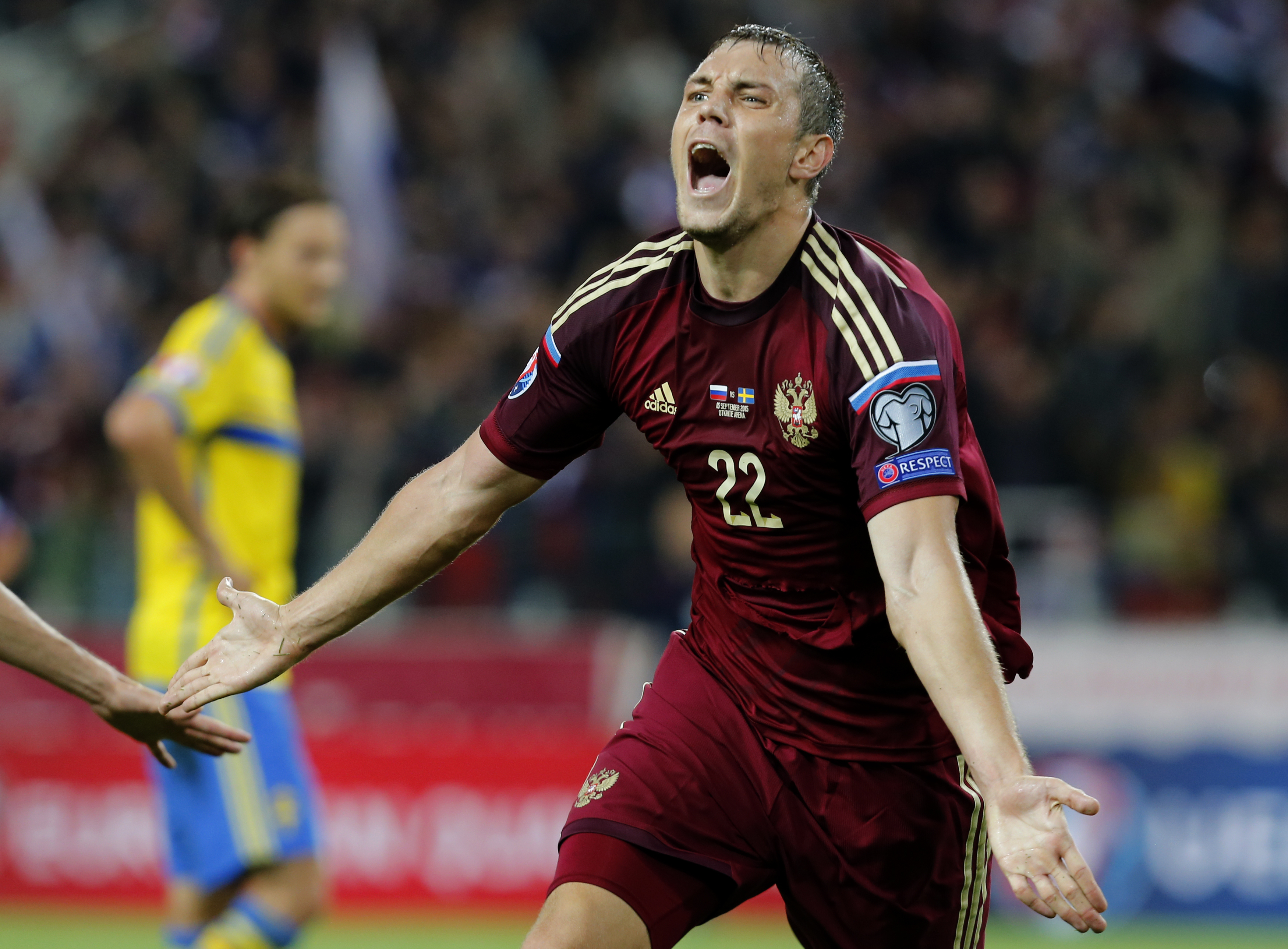 6 choses à savoir sur Artem Dzyuba, révélation russe à l'Euro