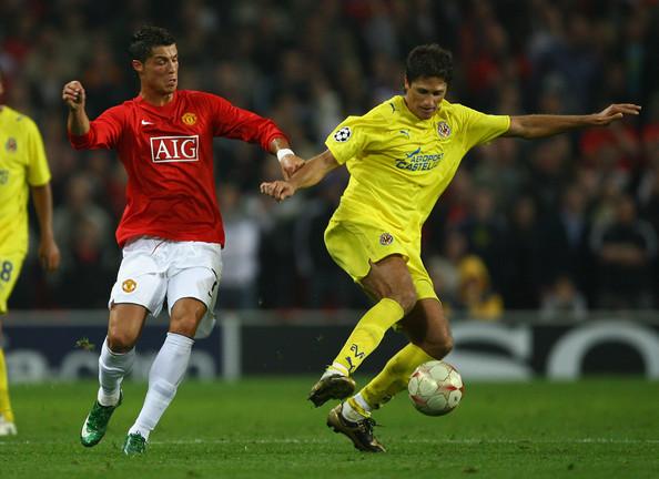 Cristiano+Ronaldo+Manchester+United+v+Villarreal+acYbaAZD_GBl