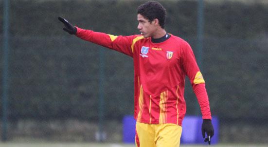 Lens : Varane juge son ancien club !