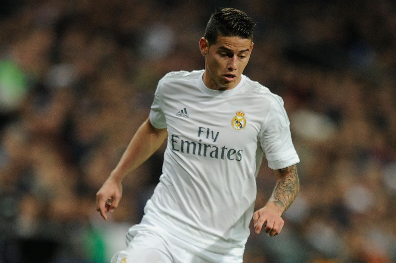James Rodriguez vers un départ définitif du Real cet été ?