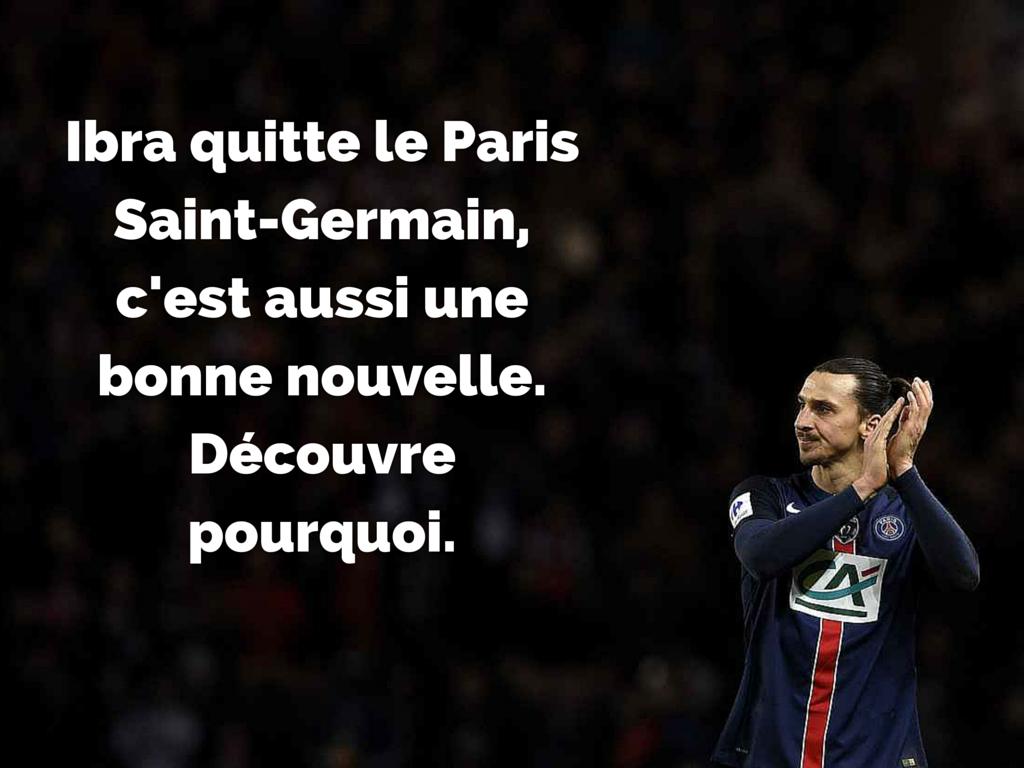 Ibra Paris Saint-Germain
