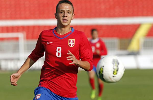 UEFA Under-19 Serbia - Austria