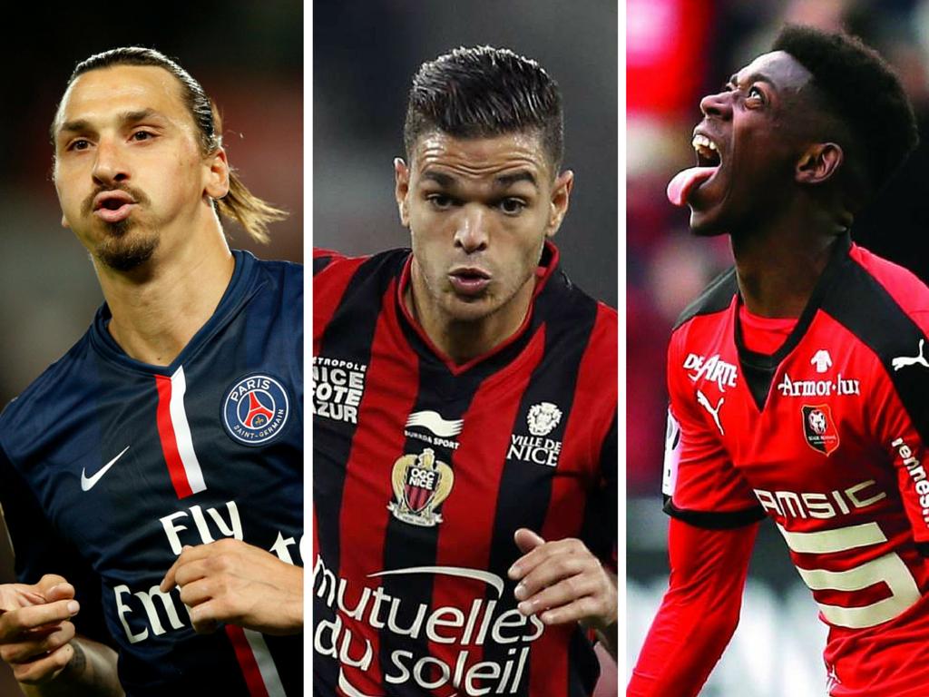 Top 5 des meilleurs joueurs qui vont quitter la Ligue 1 cet été