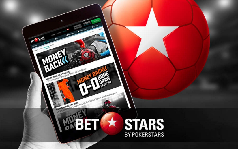 Application mobile Betstars