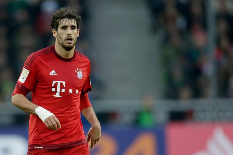Bayern Munich : Javi Martinez intéresse un cador italien