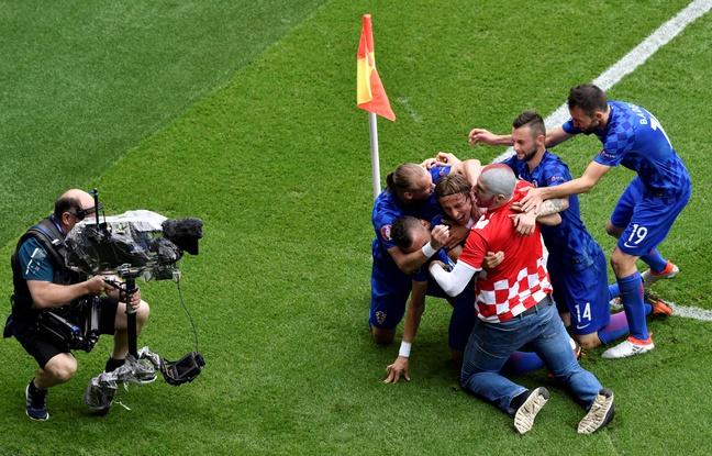 But Modric Croatie