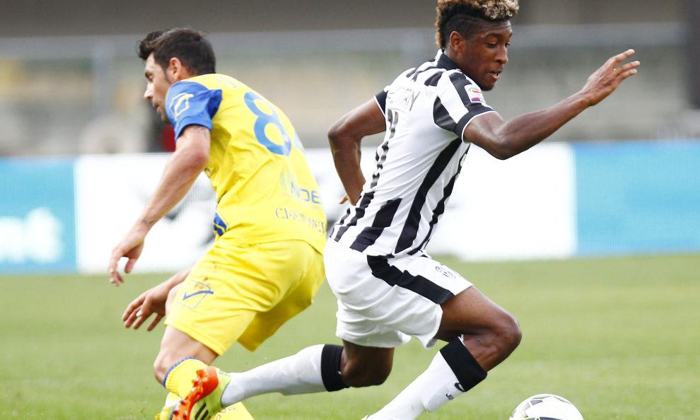 Coman-Juventus-Chievo