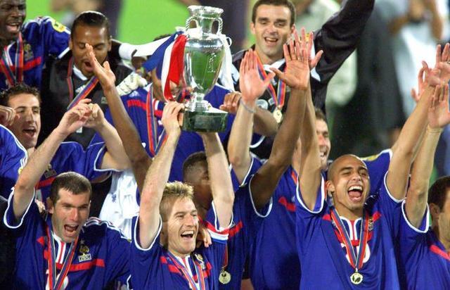 Deschamps Euro 2000