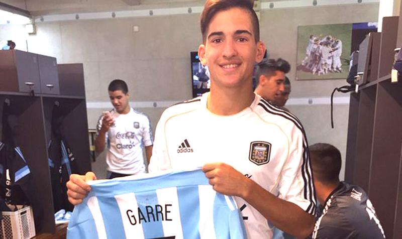 Un prodige argentin arrive à MANCHESTER CITY !