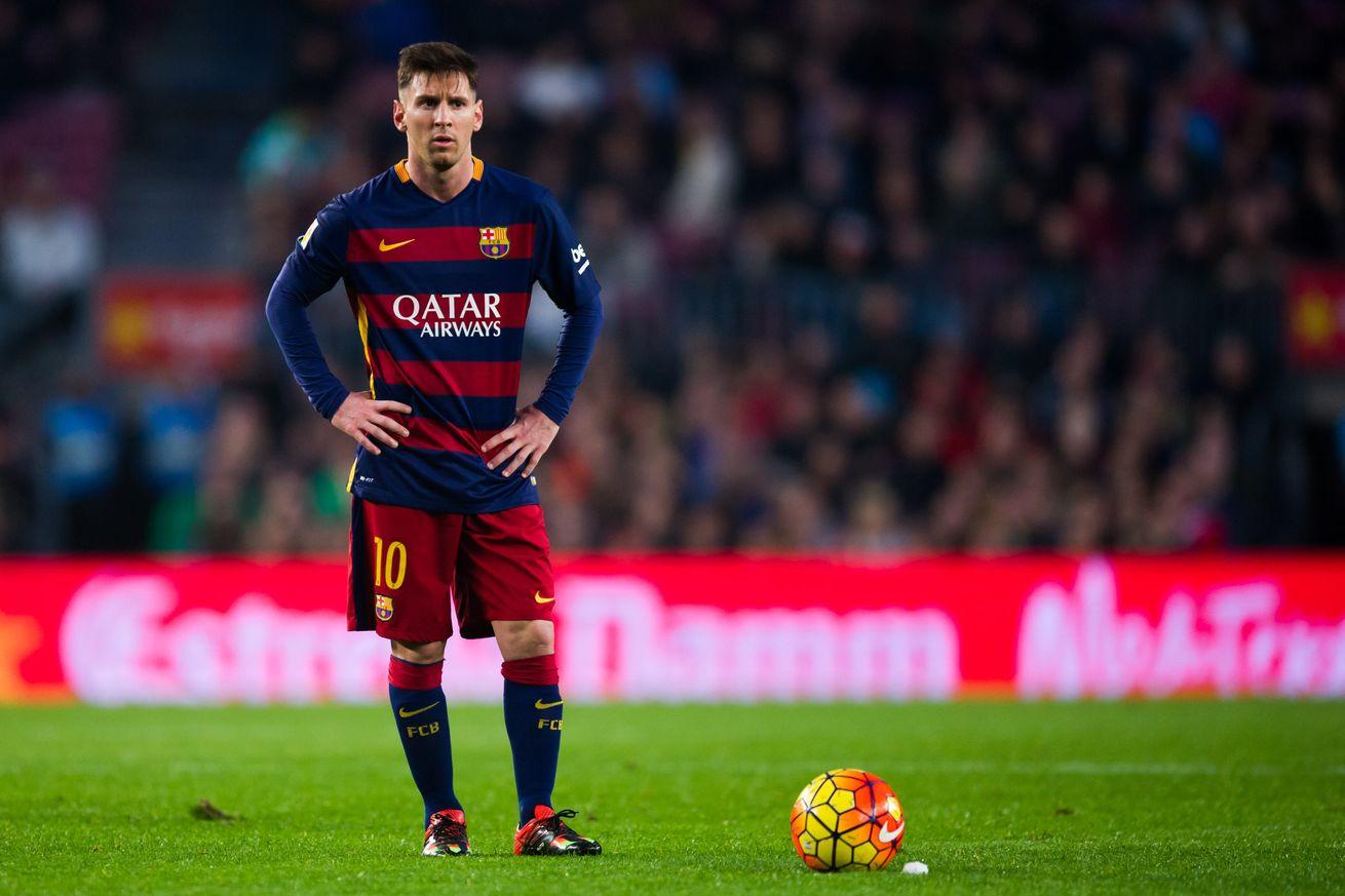 Le FC Barcelone Prépare La Prolongation De Messi