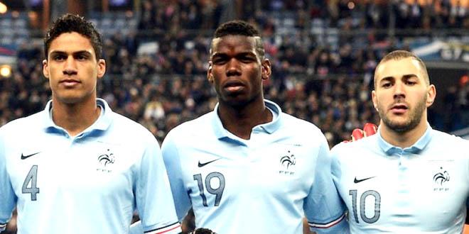 Pogba avec Varane et Benzema au Real ?
