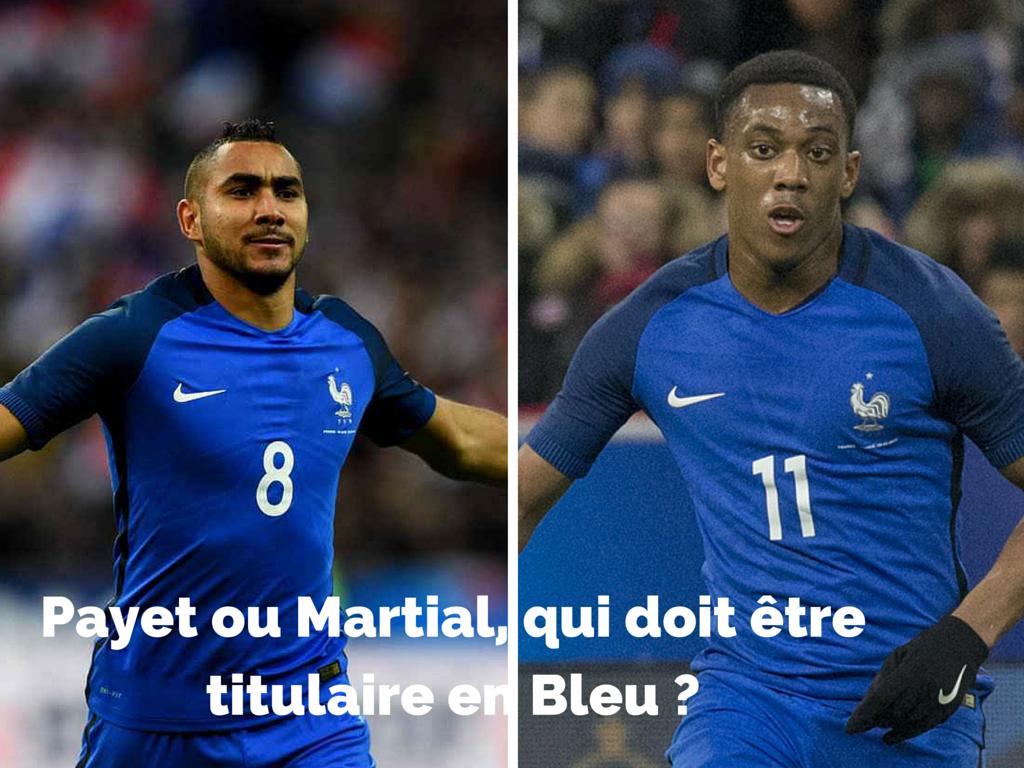 Payet vs Martial
