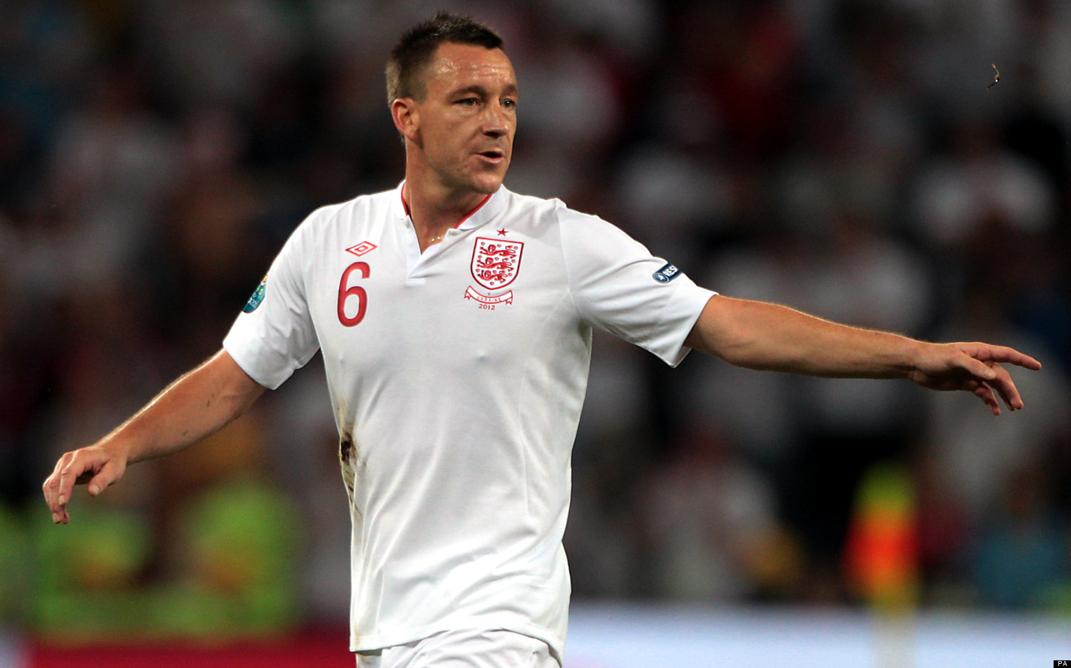John Terry, England