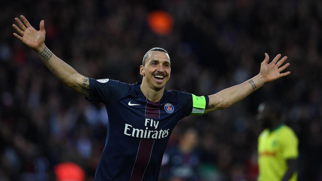 PSG : Ibrahimovic a convaincu Ander Herrera