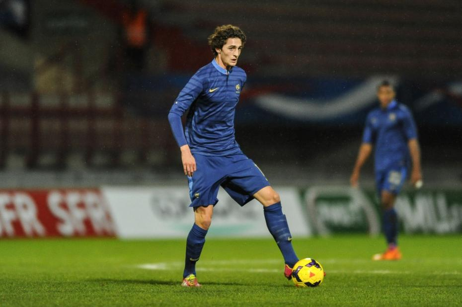 A.S.-Roma-manager-Rudi-Garcia-has-confirmed-the-clubs-interest-in-Adrien-Rabiot-but-has-denied-an-already-with-Paris-Saint-Germain-is-already-in-place.