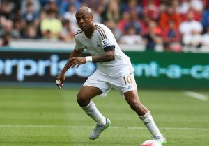 Football - Barclays Premier League - Swansea v Newcastle