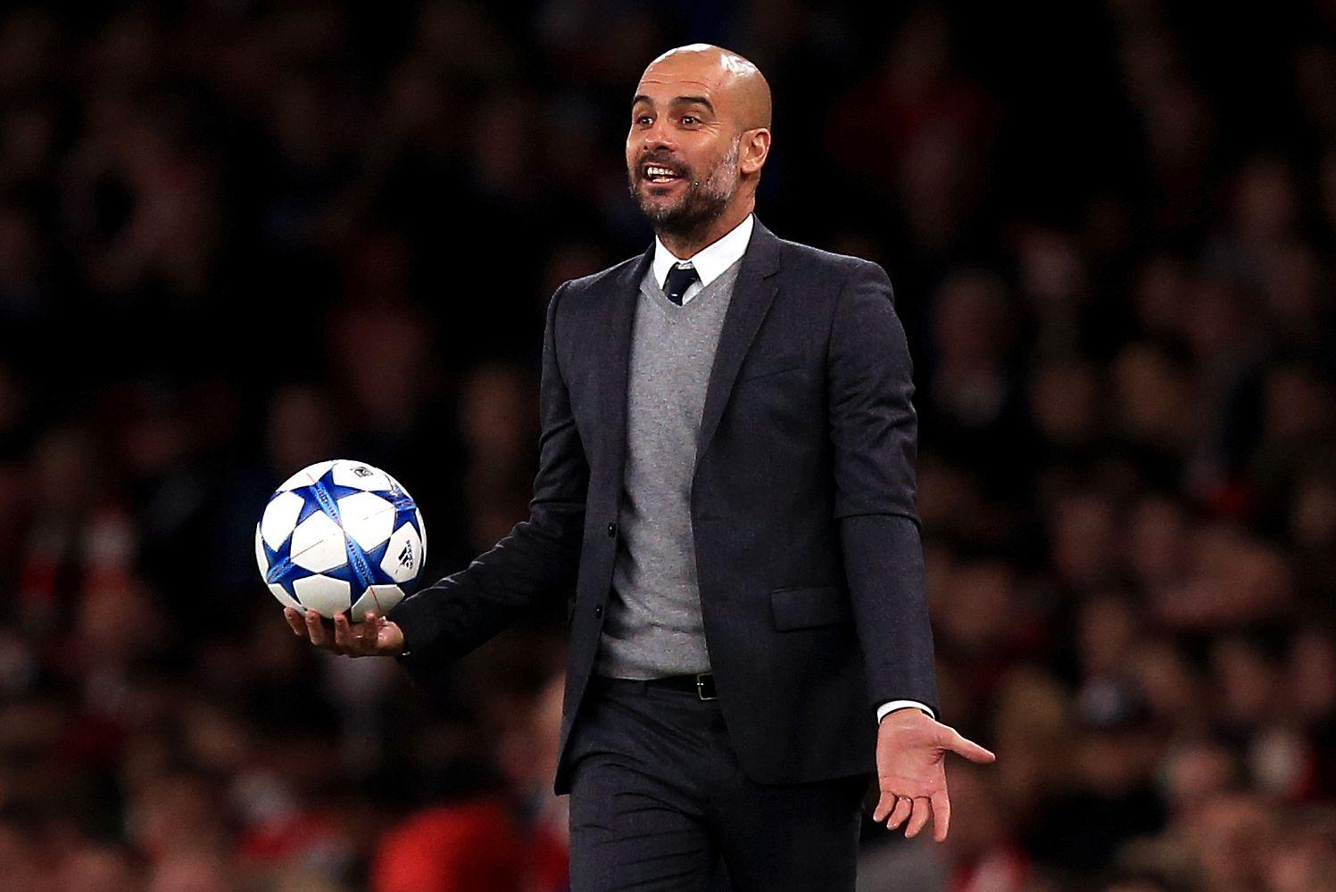 Manchester City : Guardiola veut prolonger un cadre !
