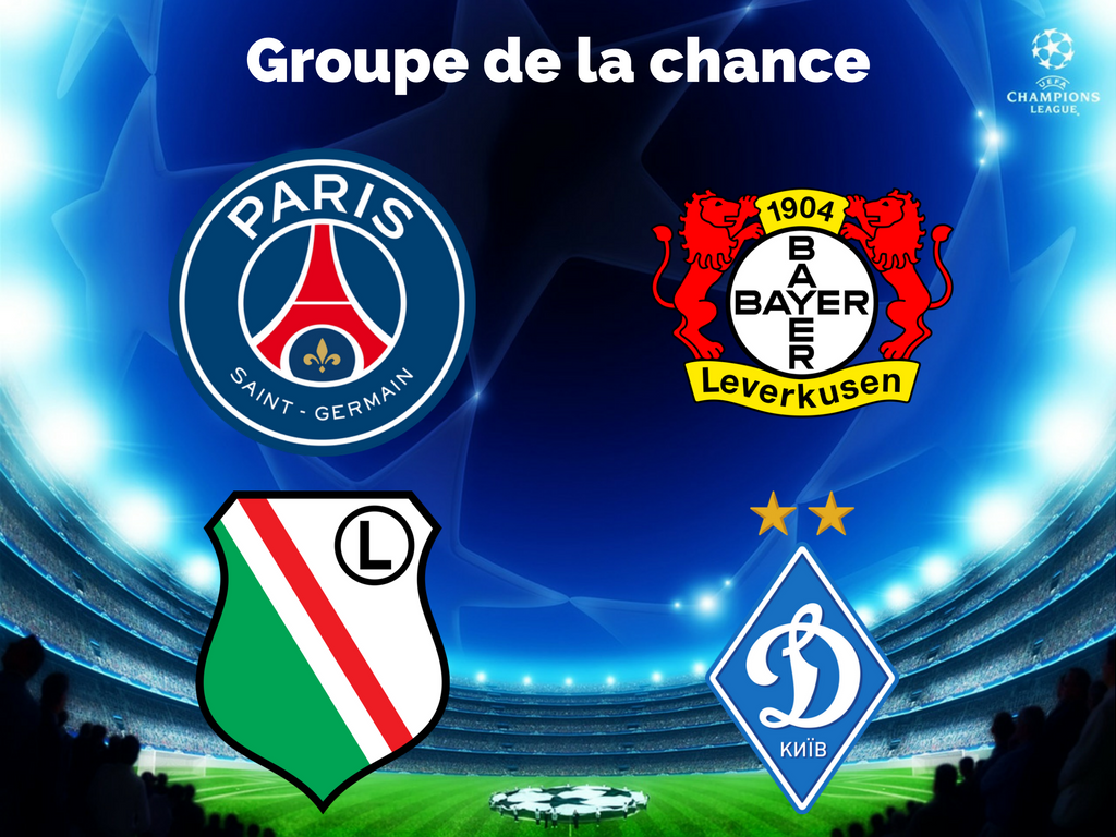 Groupe de la chance