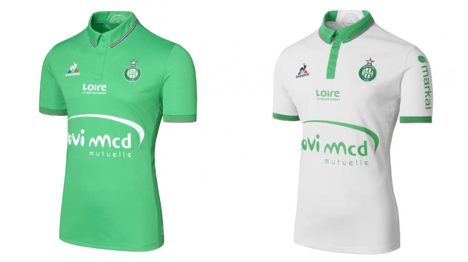Maillots ASSE 2017