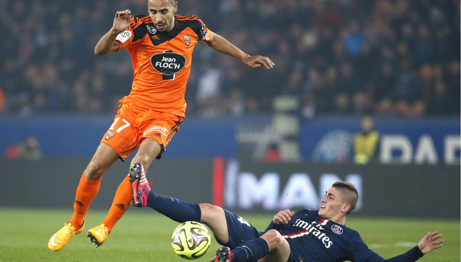 Mesloub quitte Lorient (Officiel)