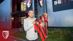 Wilshere à Bournemouth