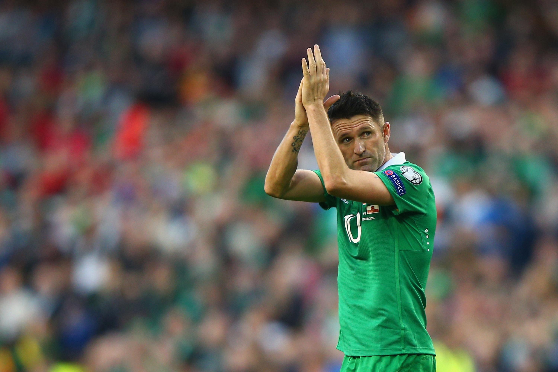 L'Irlande dit au revoir à la légende Robbie Keane