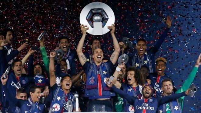 PSG Champion