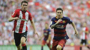 Laporte Messi