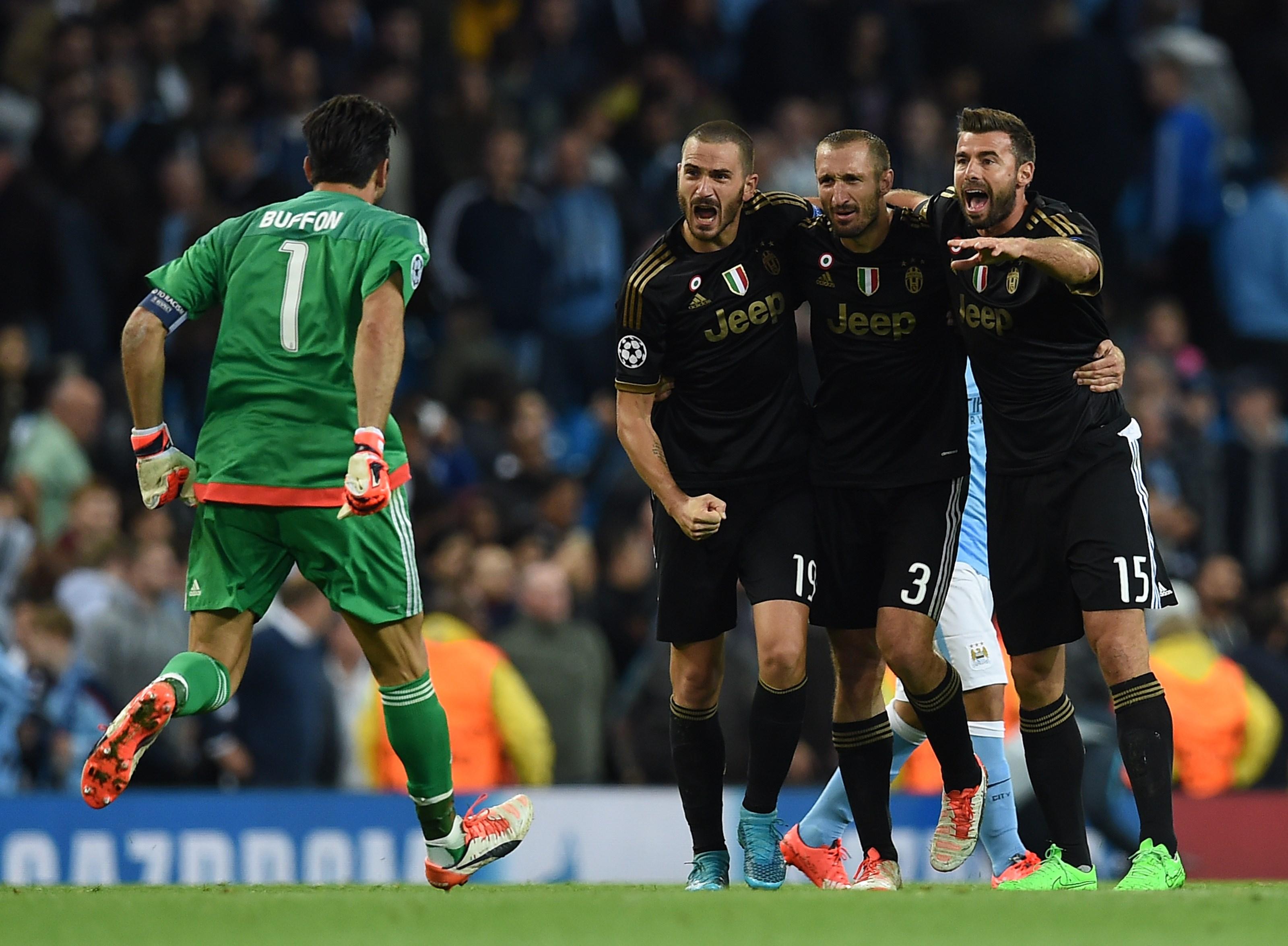 Défense Juventus