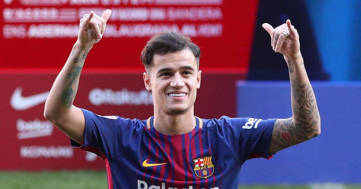 FC Barcelone : trois clubs dont le PSG sur Coutinho !