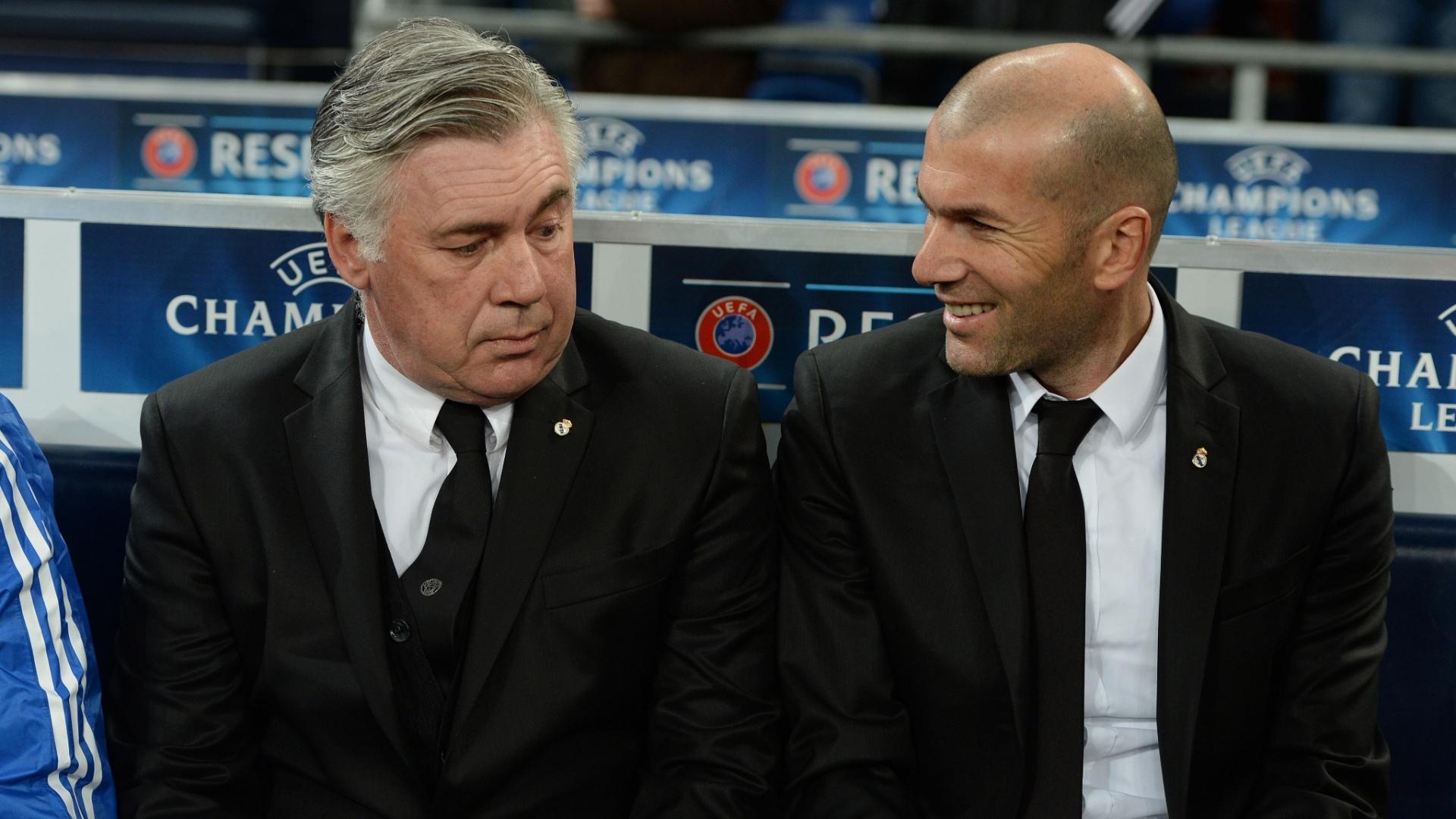 Ligue des champions:  ''Bayern Munich-Real Madrid'', voici ce qu'en pense Zidane
