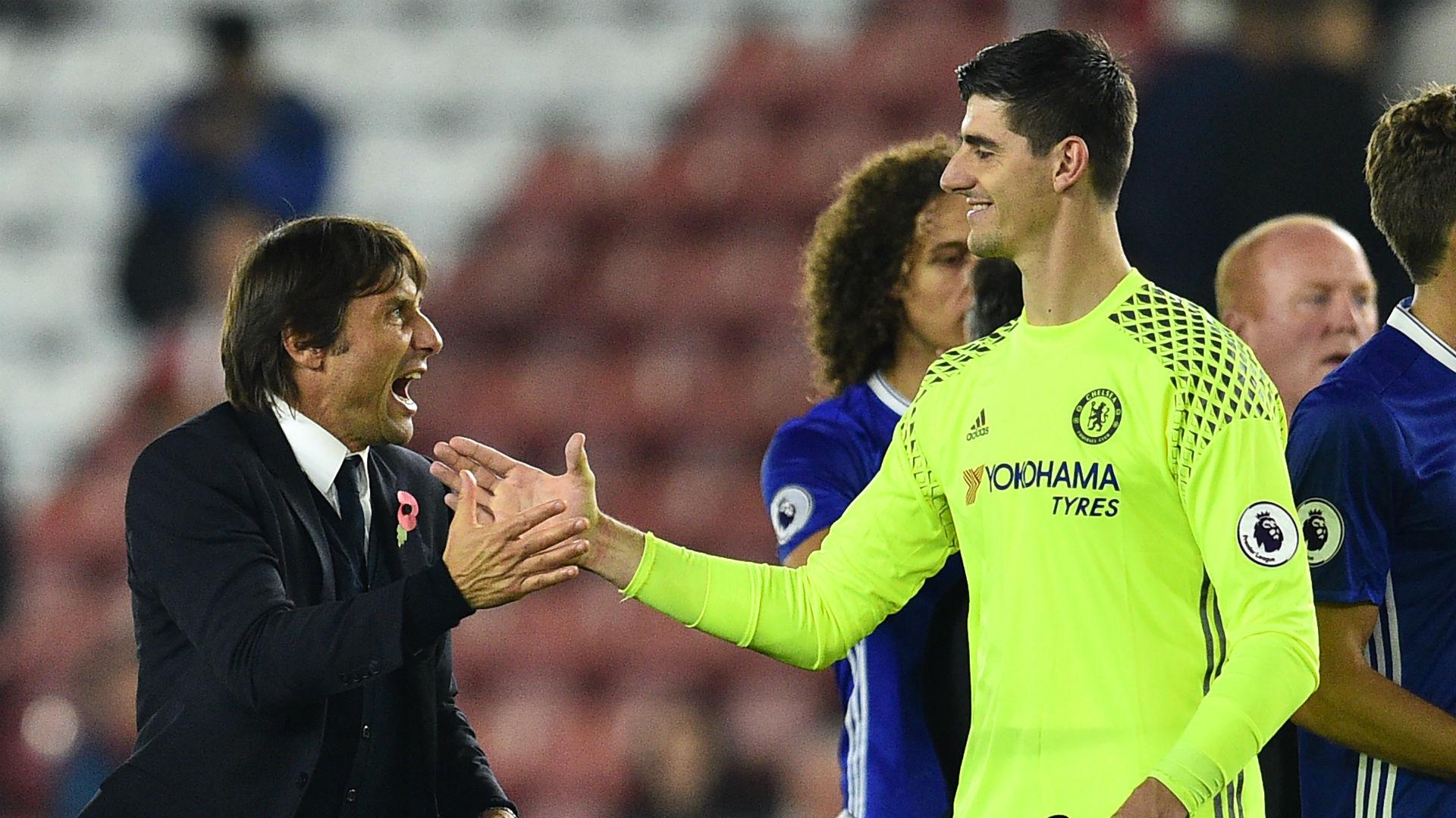 Chelsea Courtois A Fait Son Choix Transfert Foot Mercato