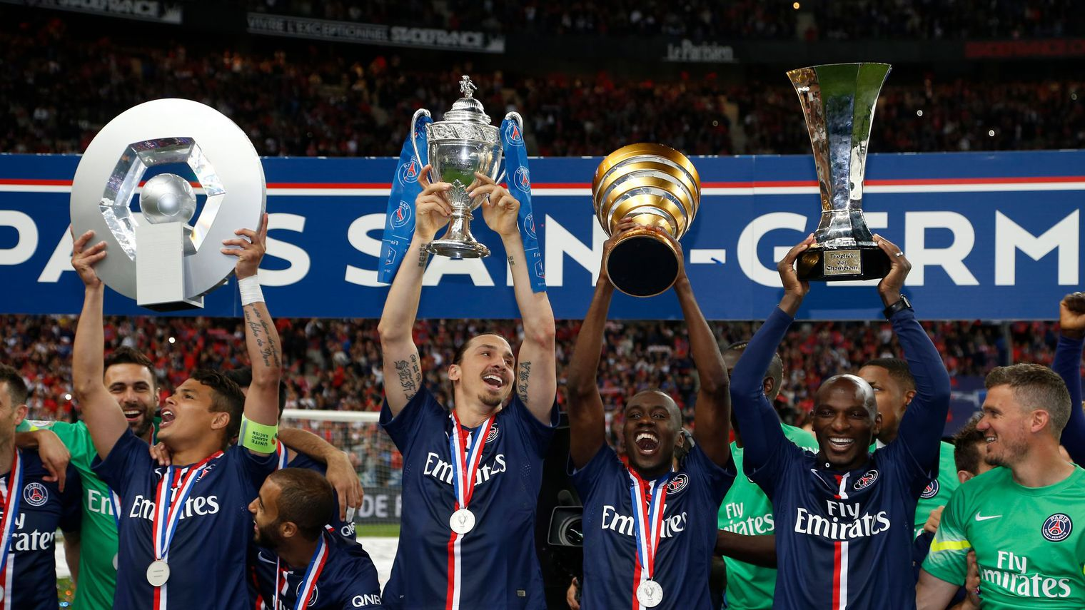 Le psg d tr ne l 39 om en battant un record transfert foot mercato - Coupe de la ligue france ...