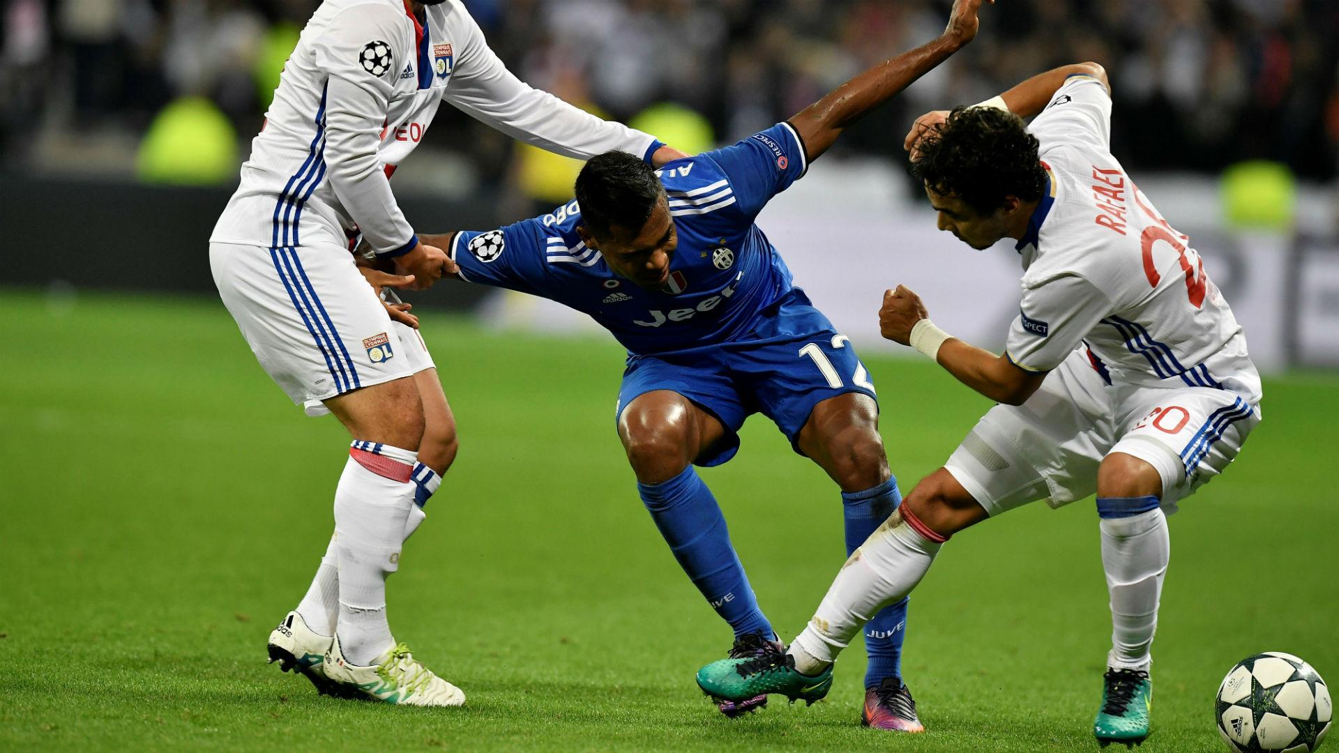 Lyon Juventus