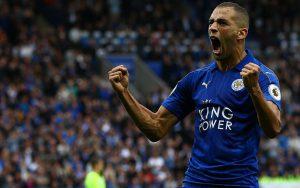 Leicester City : Deux clubs ciblent Slimani