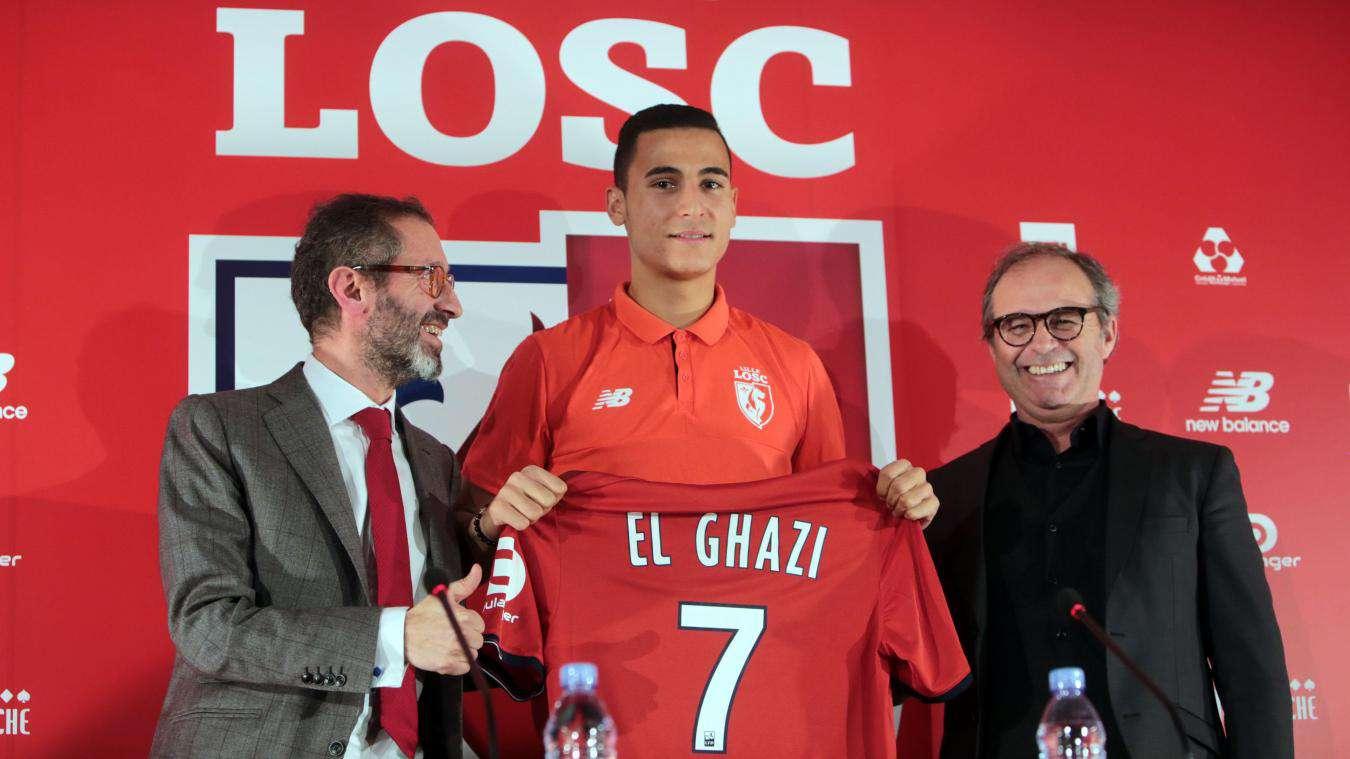 5 choses à savoir sur Anwar El Ghazi, le grand espoir de Lille
