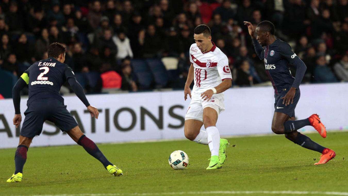 Le Milan se penche sur un joueur du LOSC