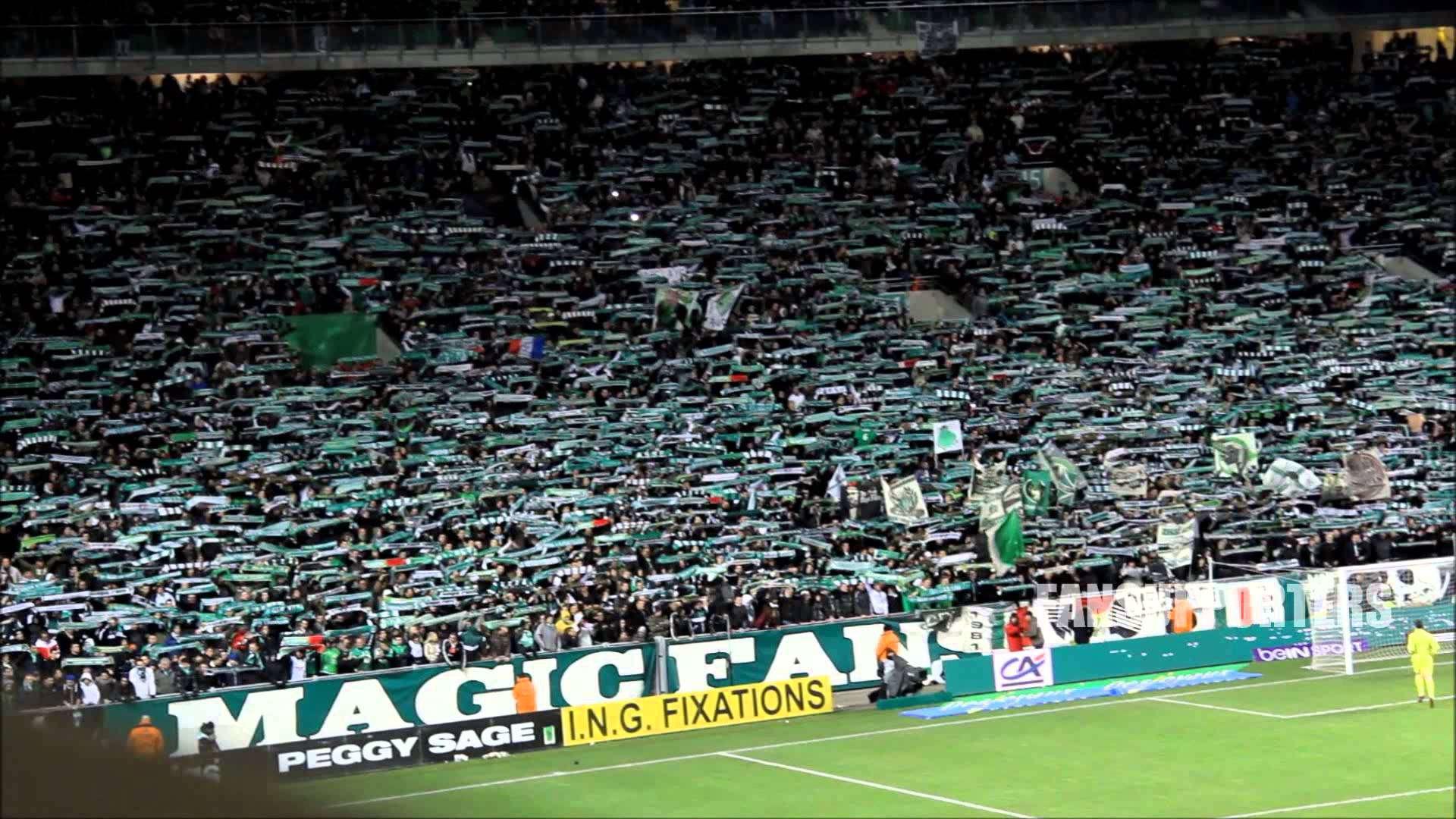 Ultras Saint-Etienne