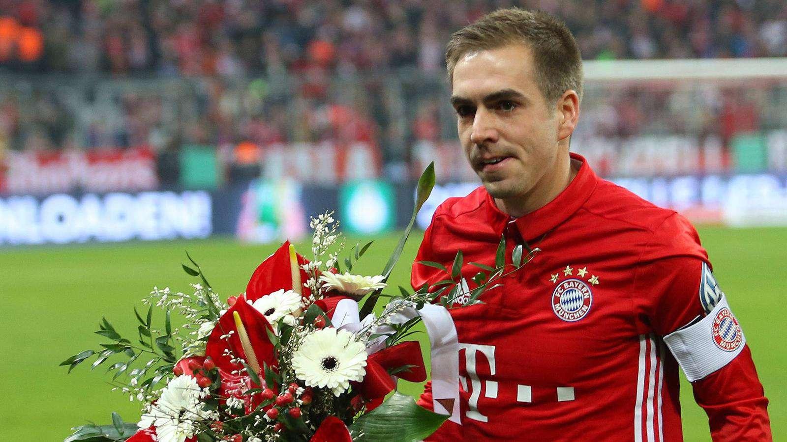 Philipp Lahm va prendre sa retraite et c'est bien dommage ...