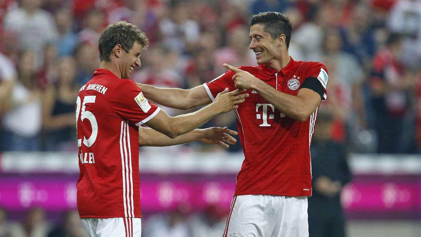 Real Madrid : Finalement Müller en approche ?