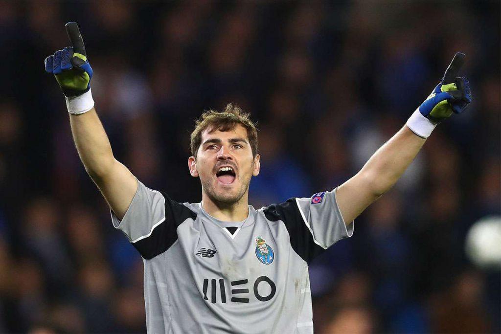 Casillas va quitter Porto