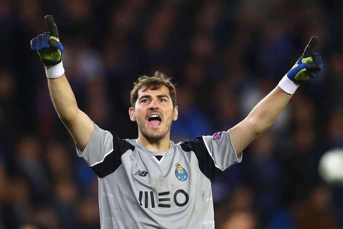 FC Porto : Iker Casillas hospitalisé mais hors de danger