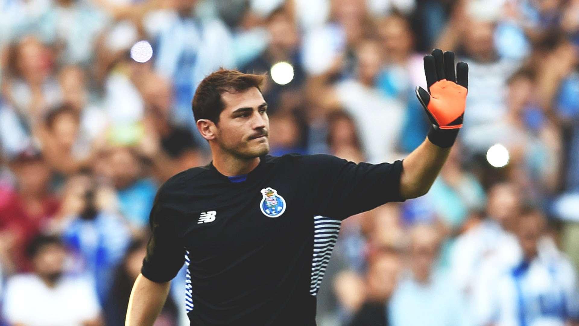 FC Porto : Casillas finalement chez un cador de Premier League ?
