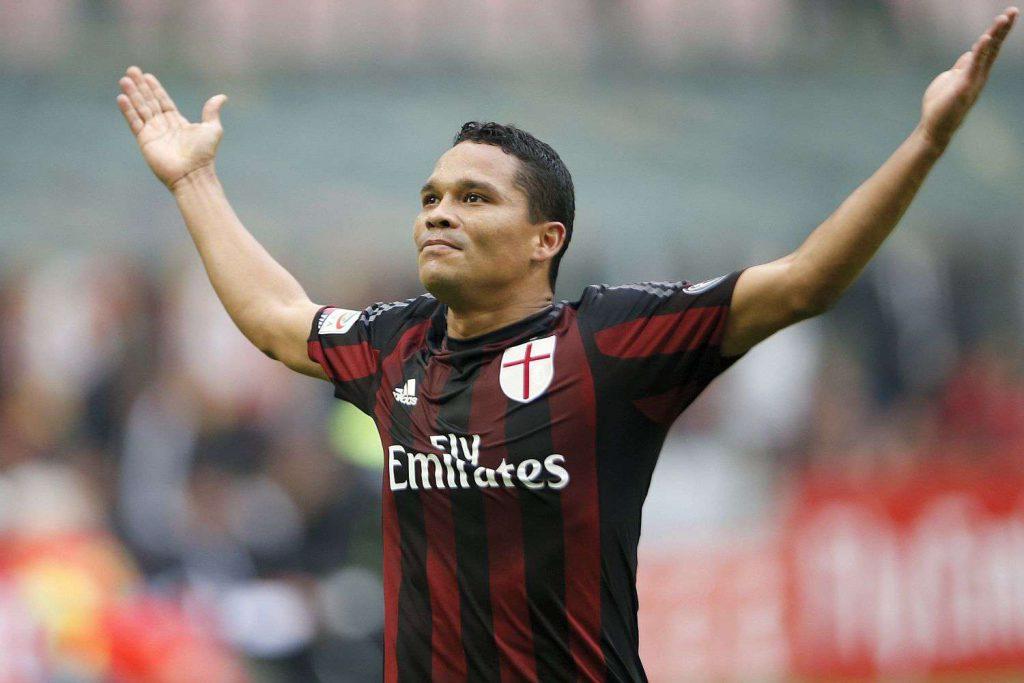 Bacca va revenir à Milan