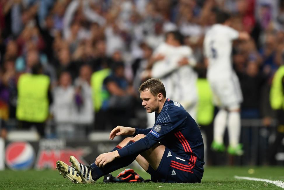 Neuer a joué avec une fracture du pied !
