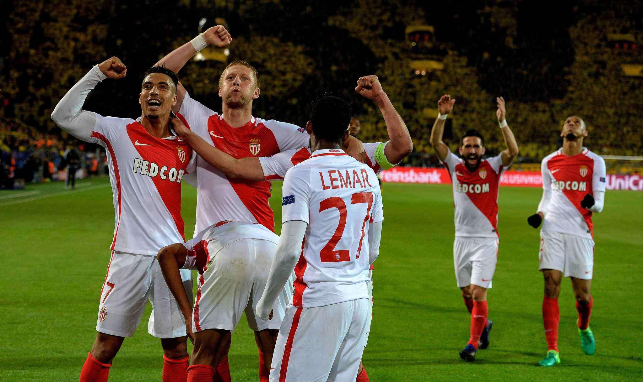 Übertragung Dortmund Monaco
