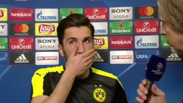 Sahin au bord des larmes en évoquant l'attaque du bus de Dortmund